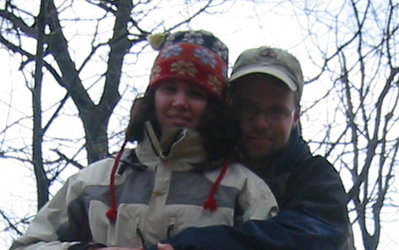 Holly and Kyle 2003